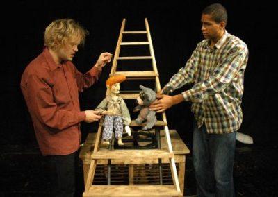 Obuti Maček 4, foto: Mini Teater