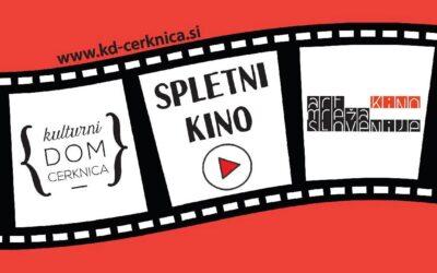 Spletni kino v aprilu
